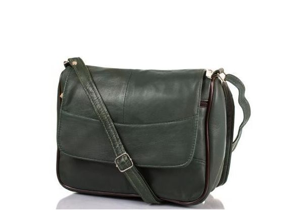 2252305e5edf Женская кожаная сумка-почтальонка TUNONA (ТУНОНА) SK2416-27 купить в ...