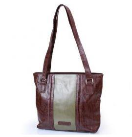 6eef2caf53a4 Женские кожаные сумки (Цвет: Коричневый; Производитель: LASKARA ...